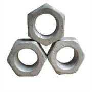 【螺母】热镀锌螺母|热镀锌六角螺母|五金螺母