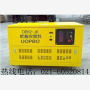 供应欧鲍12kw多燃料发电机,进口发电机