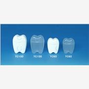 供应金昌YC100PP材质牙型迷你包装盒厂家