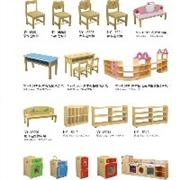 哪有幼儿家具 桌椅 就找东莞南洋玩具