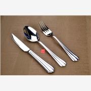 供应银貂R010不锈钢刀叉餐具厂 不锈钢刀叉批发