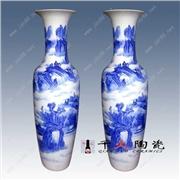供应景德镇陶瓷大花瓶,商务礼品大花瓶,陶瓷花瓶厂家