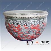 供应陶瓷大缸 酒店摆设陶瓷缸 景德镇陶瓷大缸厂家