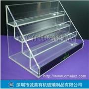 泡菜展示架 产品汇 供应亚克力产品展示架 多层货架 有机玻璃托架