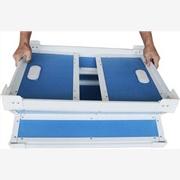 刀卡周转箱 产品汇 供应苏州中空板周转箱 中空板刀卡箱