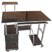 【网吧桌】武进钢架电脑桌质量哪家好 华仕家具