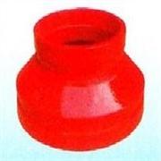 兰州好的沟槽管件:沟槽弯头、沟槽分体法兰、沟槽三通