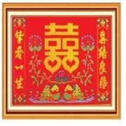 青岛最大最好的十字绣专卖
