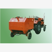 供应行走式小麦秸秆打捆机