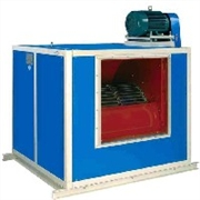 HTFC(DT)消防通风(两用)低噪声柜式离心通风机