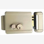 勾舌喷粉双头电控锁,各种规格球锁,电控锁,磁力锁,空转锁,插芯锁a