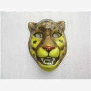 供应柯式印刷吸塑动物面具