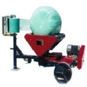 厂家生产销售各种牧草打捆圆捆包膜机