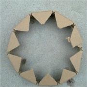 纸护角生产厂家,包装纸护角,纸护角价格,角折弯纸护角