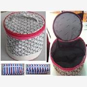 生产花瑶革化妆箱包,帆布笔袋