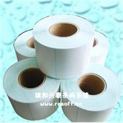供应艾利热敏纸条码标签厂家直销热敏纸标签