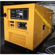 供应藤岛TD400A静音柴油发电电焊机