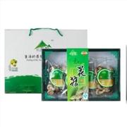 四川苁珍品牌特产,青川花菇过年送礼礼盒花菇