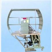 供应单片式半自动钉箱机/纸箱订箱机/台湾高速半自动钉箱机