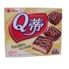 供应好丽友Q帝摩卡巧克力味6枚