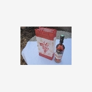 供应PP双瓶装红酒袋