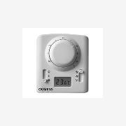 供应机械式温控器,带显示机械式