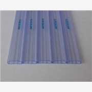 供应电子产品用pvc透明防静电包装管