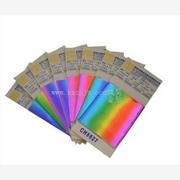 供应86系列特殊色彩布料烫金纸