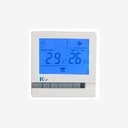 供应网络温控器,带通讯485接品功能