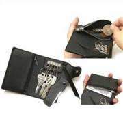 建达皮具制品厂供应锁匙扣,钥匙包