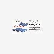 供应信息塑料托盘—平板九脚系列