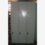 供应东莞储物柜 深圳储物柜 广州储物柜 六门衣柜