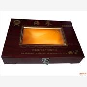 供应小号金框250克装海参包装礼盒,海参包装盒子,木盒