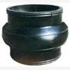KST型卡箍式橡胶接头、卡箍式橡胶软接头专用生产厂家