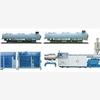 高密度聚乙烯(HDPE)大口径供水/燃气管材生产线
