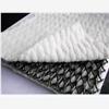 最新塑料复合排水网,加固复合排水网长丝土工布,护坡排水网