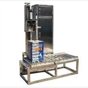 大桶灌装机 产品汇 供应称重式灌装机-大桶灌装机-油漆灌装机