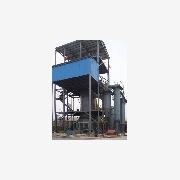煤气发生炉|金属热处理炉|双段煤气发生炉