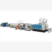 专业设计制造HDPE管材生产线厂家,源宏源机械专业制造,咨询电话: