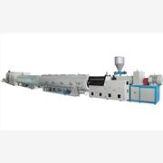 专业设计制造PVC排水管材生产线厂家,源宏源塑机控制精确运行稳定!!!