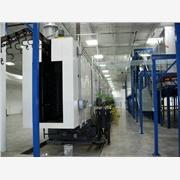 供应喷淋式前处理设备,静电喷涂设备