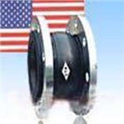 河南金恒单法兰限位伸缩器. 耐高压橡胶软接头 套管伸缩器专业生产厂家