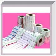大量供应合成纸标签供应荣腾条码