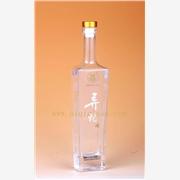 供应国内高档保健玻璃酒瓶