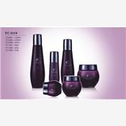 供应广州爱淇成套化妆品瓶:膏霜罐子,乳液瓶