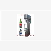 供应半自动酒瓶封盖机 茅台酒瓶封盖机 铝塑防盗盖封盖机