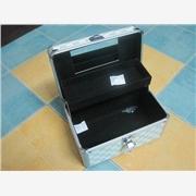 供应方格活动内盒化妆箱 精致小内盒化妆箱 祥升箱包制品