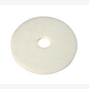 供应蝴蝶BF4100白色17寸低速抛光垫