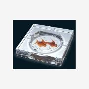 供应佛山水晶烟灰缸|购买水晶礼品