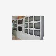 加工液晶电视柜、通讯柜、配电柜